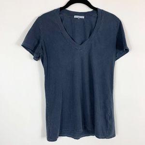 Standard James Perse Top T-Shirt Women's Size Medi